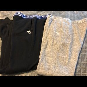 Lot of 2, youth boys Joggers